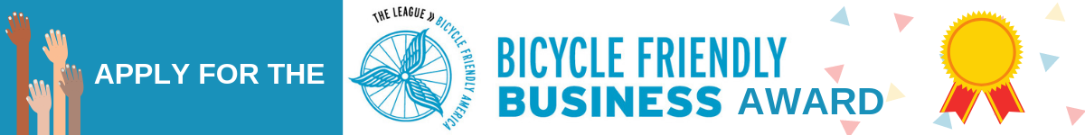 Apply for the Bicycle Friendly Business Award