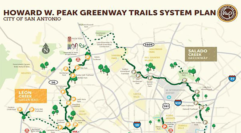 greenways map