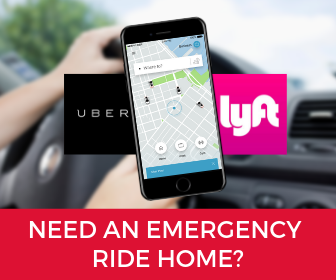 Need an emergency ride home?
